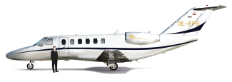 Cessna Citation Jet CJ2